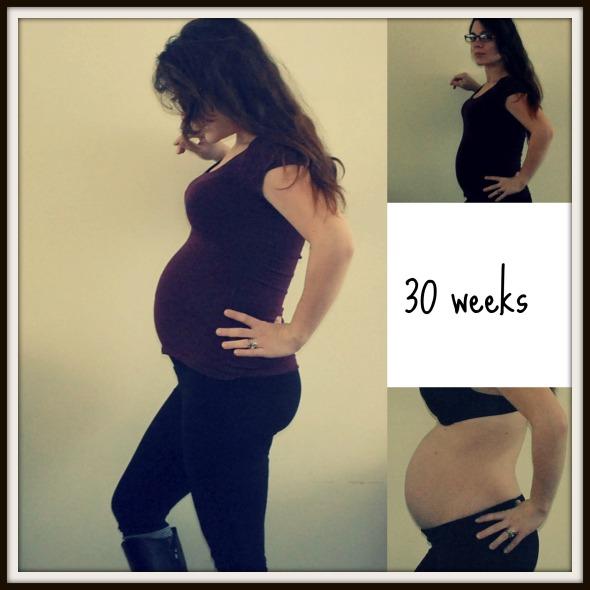 30 week collage